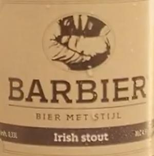 Barbier Irish Stout