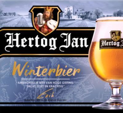 Hertog Jan Winterbier logo