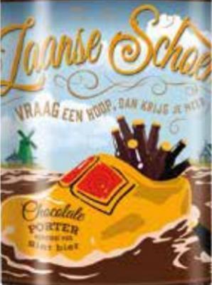 Zaanse Schoen bier logo