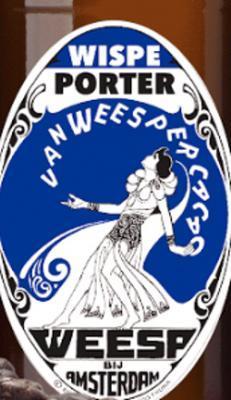 Porter Brouwerij Wispe
