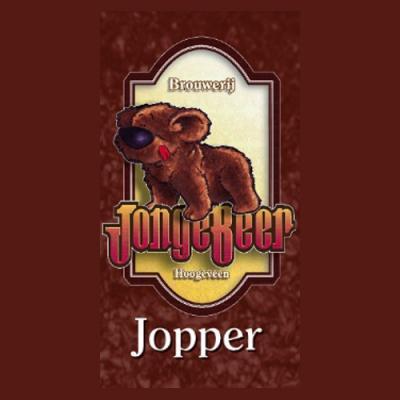 Jonge Beer Jopper