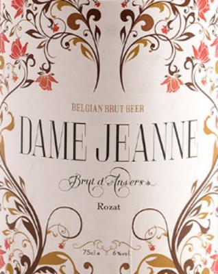 Dame Jeanne Brut Rozat champagnebie