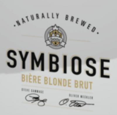 symbiose blonde brut champagnebier bronckhorster