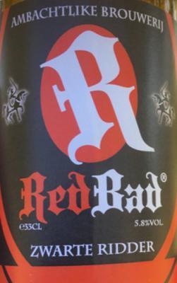 zwarte ridder van redbad brouwerij een weizenbock