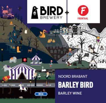 barley bird logo