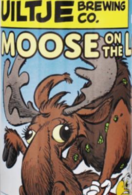 Brouwerij het Uiltje heeft Uiltje Moose on The Loose en is een IPA