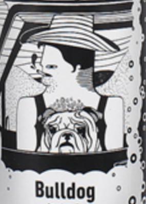 Frontaal Bulldog is een Amerikaanse IPA
