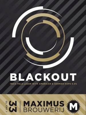 Blackout India Pale Lager logo