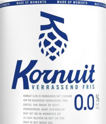 Kornuit 0.0 logo