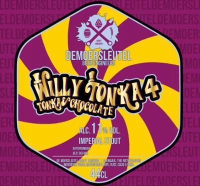 De Moersleutel Willy Tonka Logo
