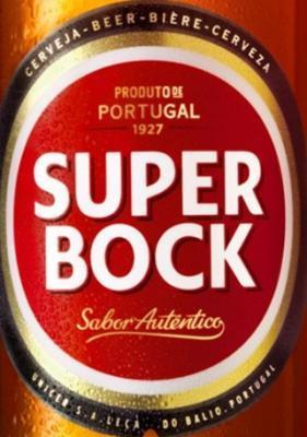 Super Bock logo