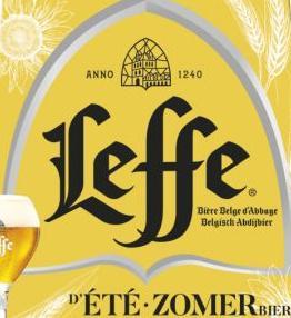 Leffe Zomer logo