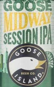 Goose Island Midway Session IPA logo
