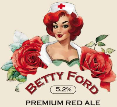 Betty Ford Premium Red Ale