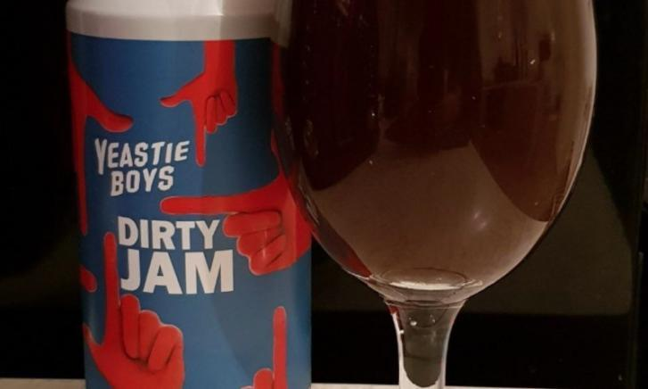 Dirty Jam Gose