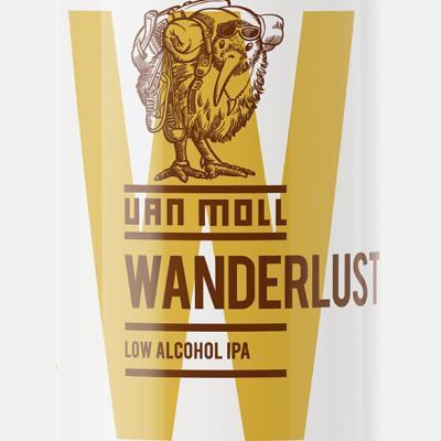 logo Van Moll Wanderlust