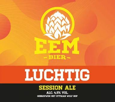 Eembier Luchtig logo