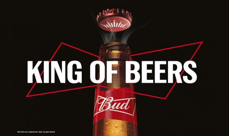 Bud King of Beers