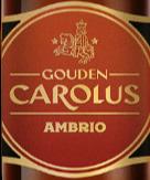 Gouden carolus ambrio