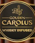 Gouden Carolus Cuvee van de keizer Whiskey infused