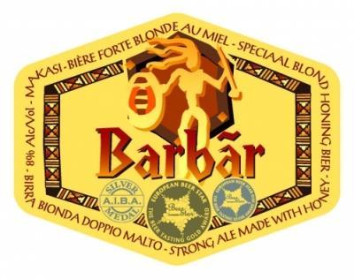 Barbar Bier logo