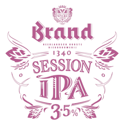 Brand Session IPA logo