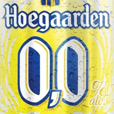 Hoegaarden wit 0,0%