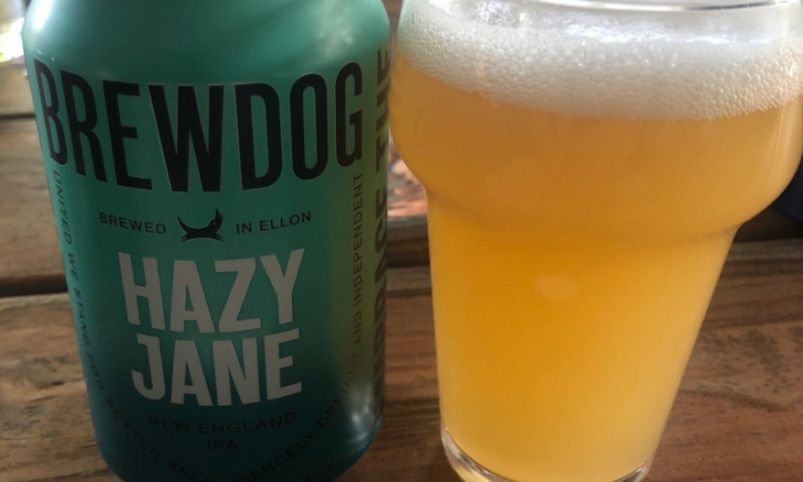 Brewdog Hazy Jane