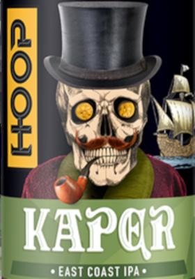 Kaper IPA van brouwerij Hoop