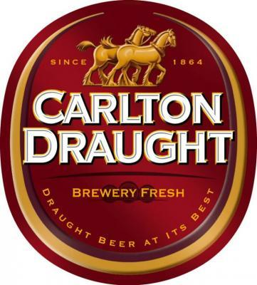 Logo Carlton Draught