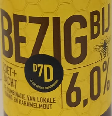 Bezig+Bij logo