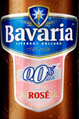 Bavaria 0.0% Rose
