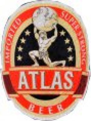 Atlas extra strong logo