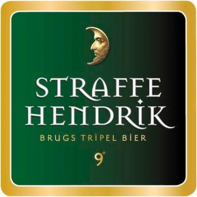 Straffe Hendrik Logo