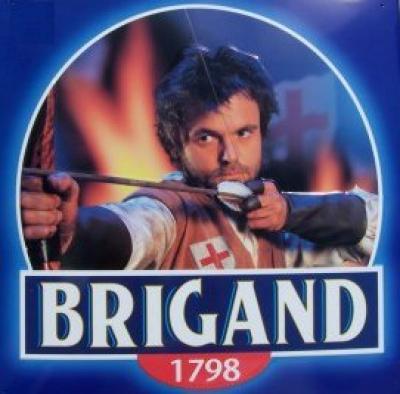 Brigan bier Logo