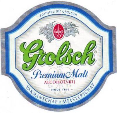 Grolsch Premium Malt