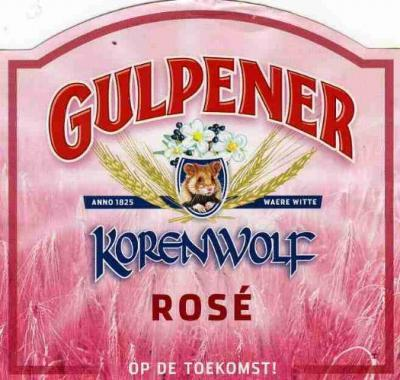 Gulpener Korenwolf Rose