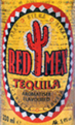 Red mexx tequila