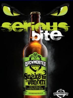 Stärkstes Bier