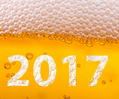 2017 bier