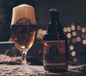 Hosternokke bier van stadsbrouwerij Middelburg