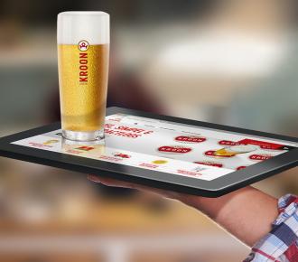 Kroon bier online te bestellen voor de horeca