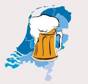 Aandelen biermerken per provincie