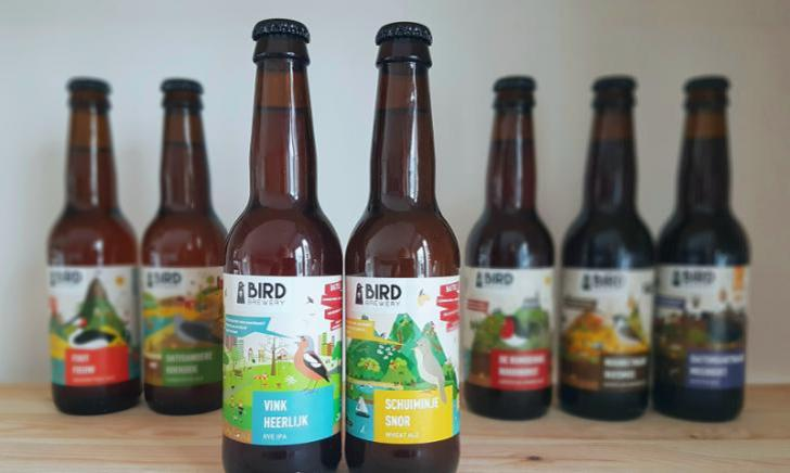 Bird brewery bieren header
