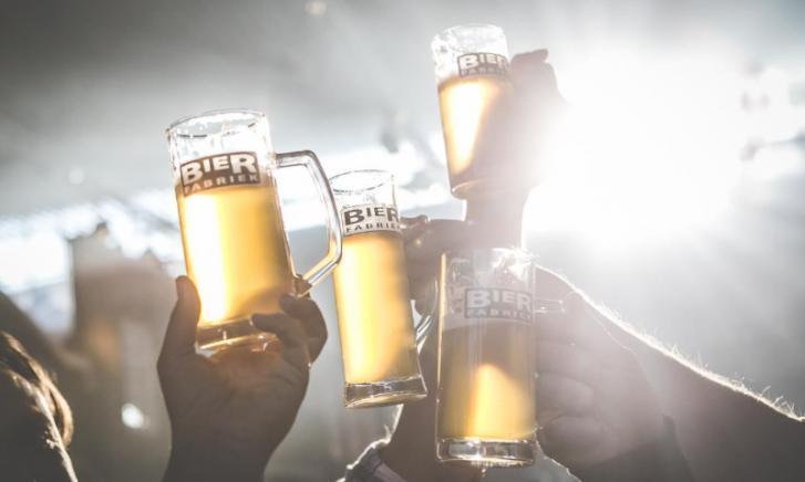 Bierfabriek Almere Viert 1ste Verjaardag Met Bierfair Biernet Nl
