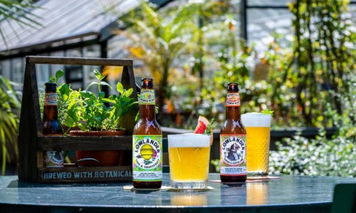 Lowlander laag alcoholische Botanical Infusions