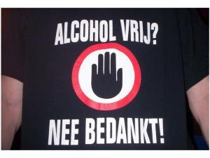 Proef: Feest zonder alcohol grote flop