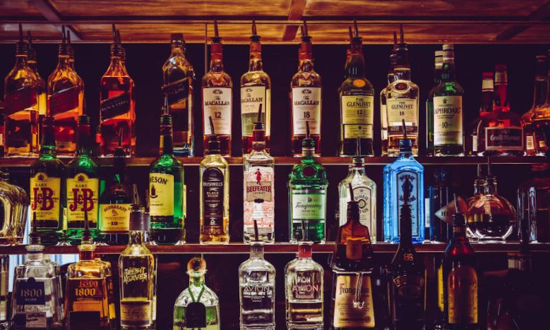 Alcoholconsumptie wereldwijd