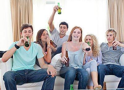 thuis leren drinken
