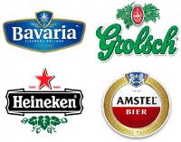 Verschillende biermerken